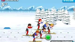 обзор игры playman winter games