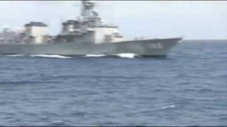 Indian Navy War Game with US Navy, Japanese Navy and Australian Navy.- Part 2