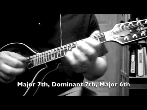 Mandolin Lesson - 324 Chords in under 4 minutes