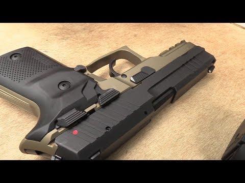 Rex Zero 1 CP  9mm