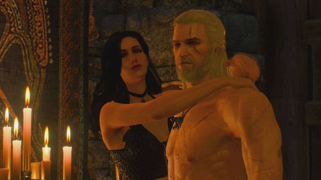 witcher 3 romances