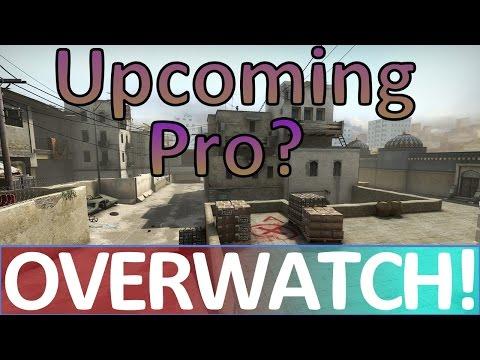 Is This The Next CS:GO PRO? CS:GO OVERWATCH!