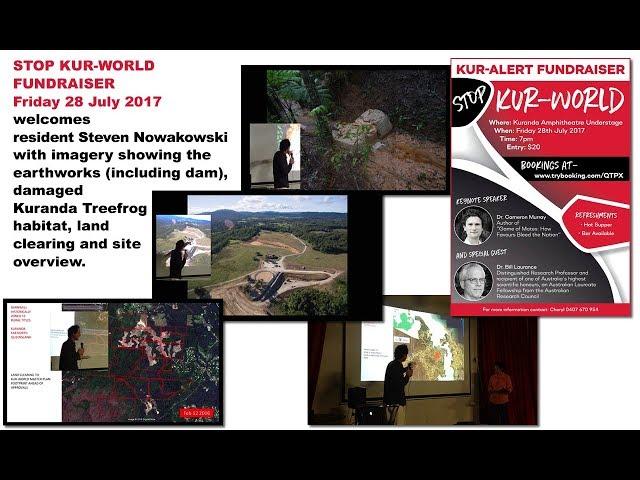 STOP KUR-World Fundraiser July 2017 welcomes Steven Nowakowski