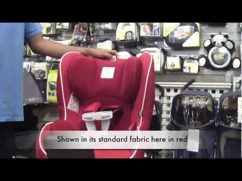 Expert Talks: Peg Perego Convertible Car Seat