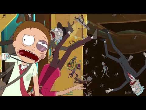 Evil Morty Returns - Rick And Morty Season 3