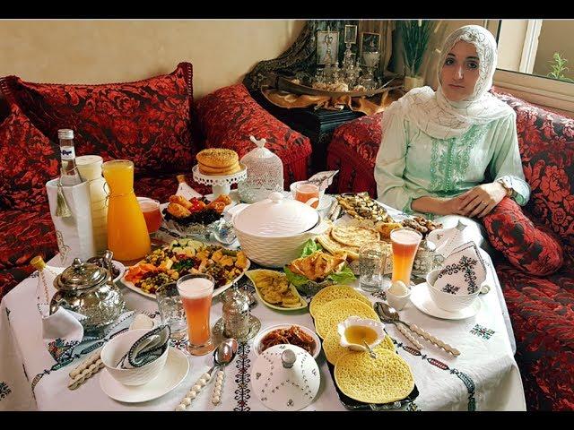 تحضيراتي لمائدة فطور رمضان اجيو تشوفوا اشنو حضرت أفكار لوصفات حضريها لعائلتك و ضيوفك Youtube