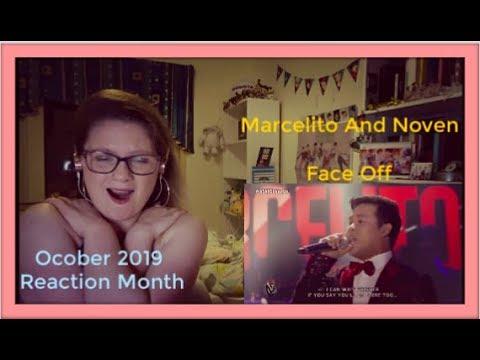 October 2019 Reaction Month D14: Marcelito & Noven: Face Off
