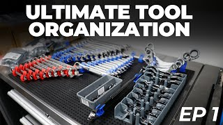 Introduction To Tool Grid Drawer Organization System: E1