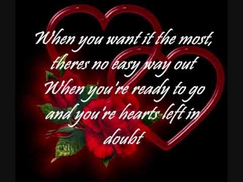 Céline Dion- That's The Way It Is (Lyrics)