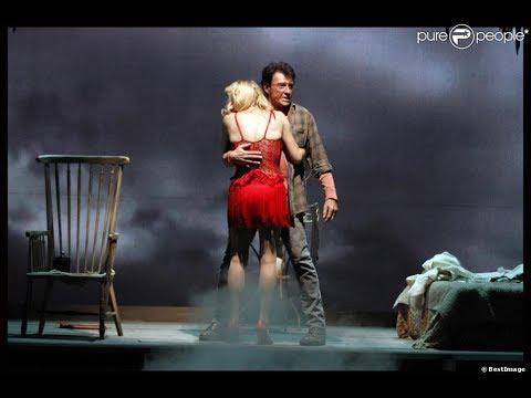Johnny Hallyday, Le paradis sur Terre Tennessee Williams + Audrey Dana & Julien Cottereau 2h1