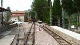 Mallorca Travel: Vintage Train Ride on the
