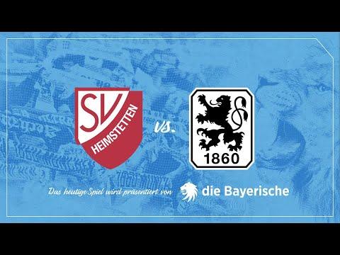 Testspiel - SV Heimstetten vs. TSV 1860 München