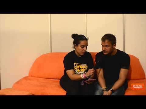 Exclusive Interview With Dash Berlin At EDC Orlando 2014 [HD]