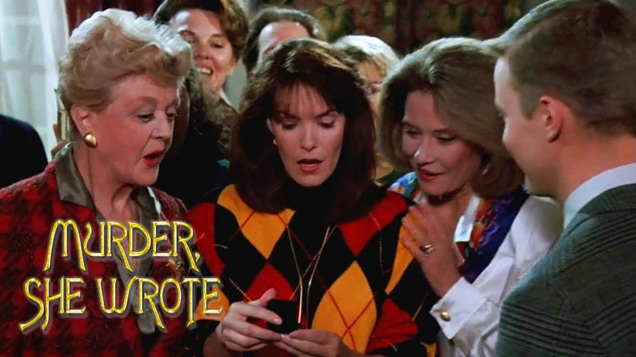 Download A Christmas Proposal | Murder, She Wrote