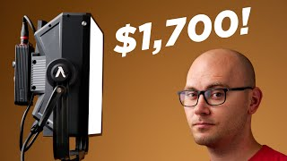 Is this LED Video Light Worth $1,700?! Aputure Nova P300c Review