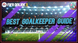Your Guide to Buying a Good Goal Keeper in Fifa Online 3