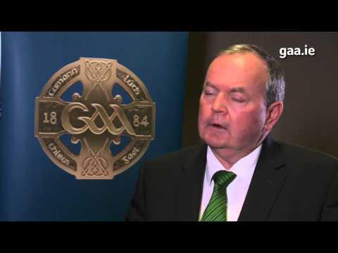GAA Congress: Interview with Uachtarán Liam Ó Néill