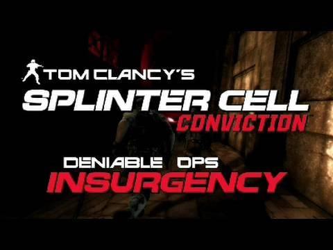 Splinter Cell Conviction - Deniable Ops Insurgency Pack DLC Trailer | HD