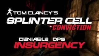 Splinter Cell Conviction - Deniable Ops Insurgency Pack DLC Trailer | HD