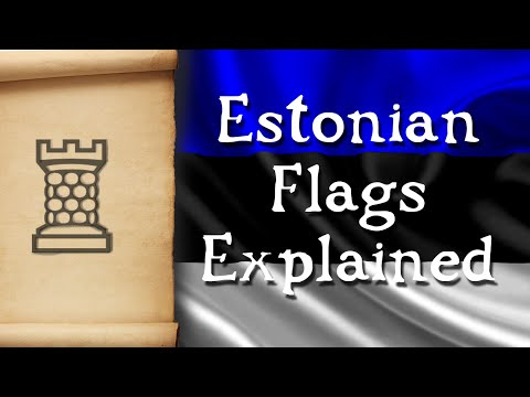 Estonian Flags Explained