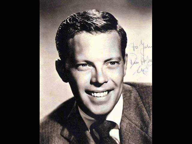 Dick Haymes: The More I See You 1945