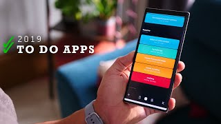 5 To-Do Apps You Must Know (2019)