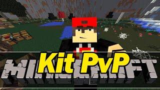 Server De KitPvP 1V1 1.7 ao 1.8 Pirata/Original