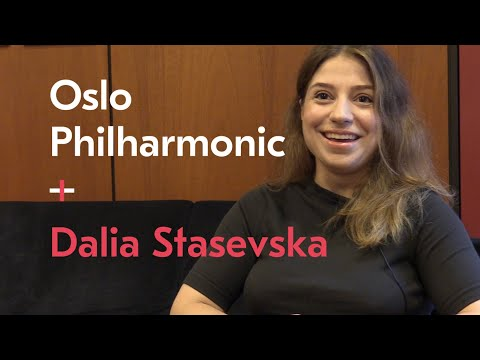 Dalia Stasevska on the moment she decided to become a conductor
