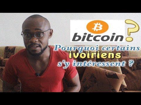 BITCOIN:  Pourquoi certains africains (Ivoiriens) s'y intéressent
