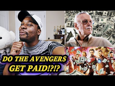 TOPIC OF THE DAY: Do the Avengers get paid for their services?