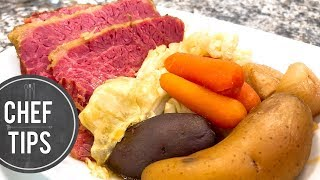 HOME MADE CORNED BEEF RECIPE