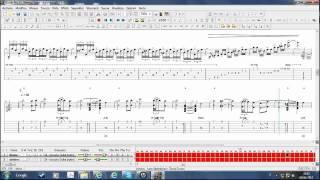 Guitar Pro 5.2 Isaac Albeniz - Asturias (Leyenda)