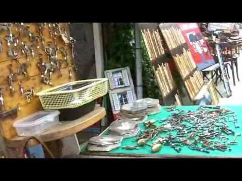 Paris Flea Market Tour