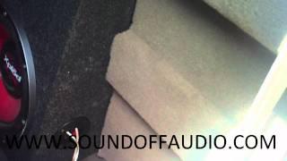 Ford F250 SPEAKER BOX 99-2007