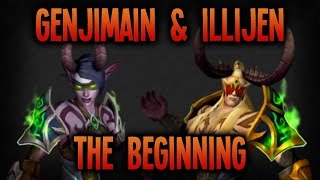 Genjimainz & Illijen - Demon Hunter Starting Zone [Full Questline] - WoW Legion 7.0