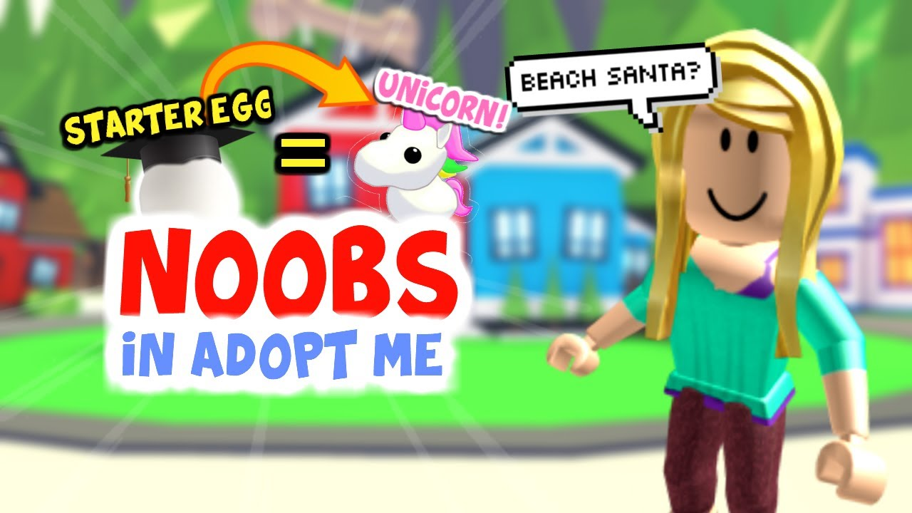 Roblox Girl Avatar Noob Things We All Did As Noobs In Adopt Me Sunsetsafari Youtube
