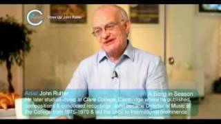 John Rutter Exclusive Interview with C Music TV
