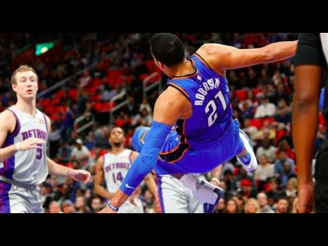 Worst Injuries Of 2017-2018 NBA Season
