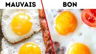 10 Aliments que tu ne devrais jamais manger ensemble ou mélanger