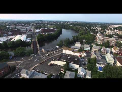 A Fly Around My Town - Wallington New Jersey (2015)
