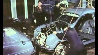 Saab, biltillverkning 1960
