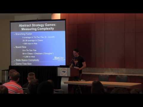 ECGC 2013 - Turn Based AI - Blue Line Game Studios