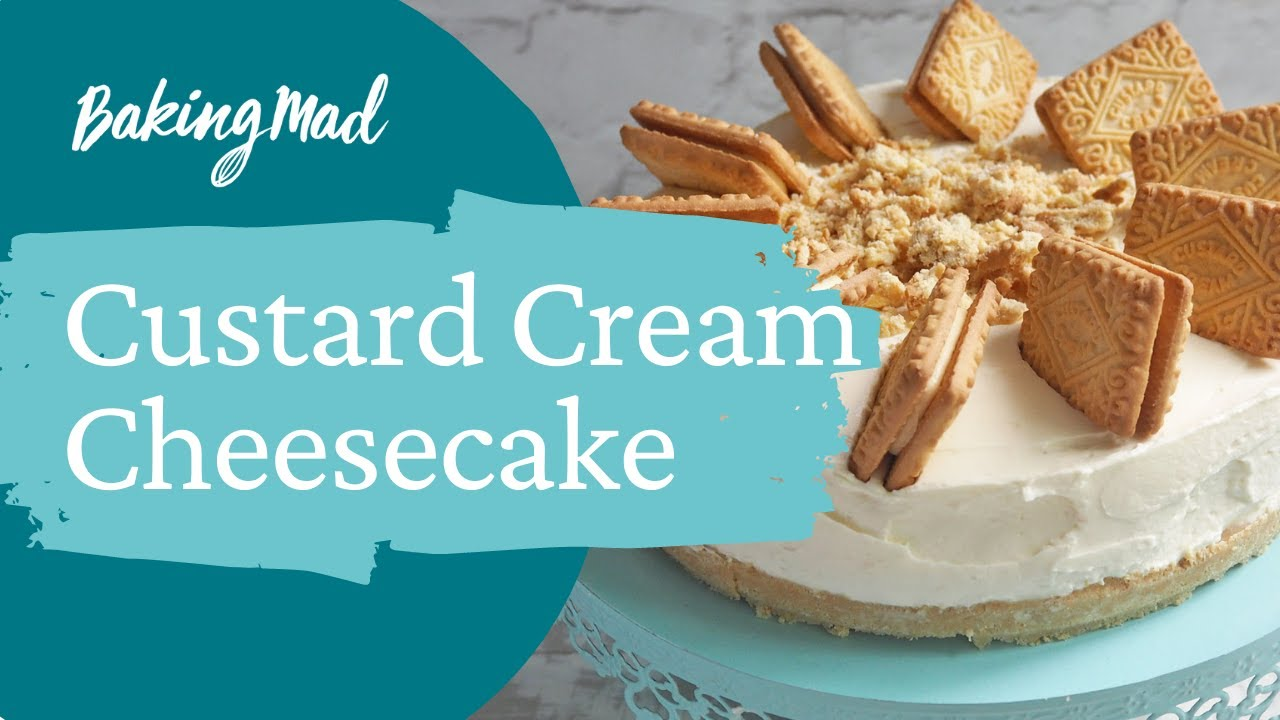 How to make custard creams recipe