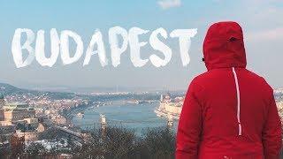 OUR AMAZING BUDAPEST TRIP - TRAVEL VLOG