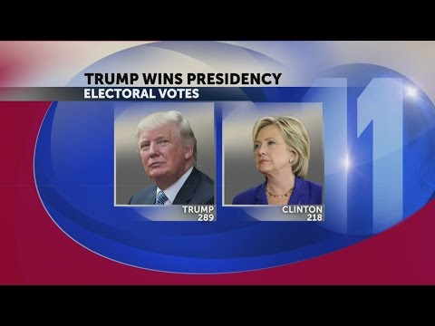 Local Republican and Democratic party leaders react to Trump
