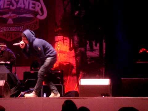 Aesop Rock - Big Bang (Live)