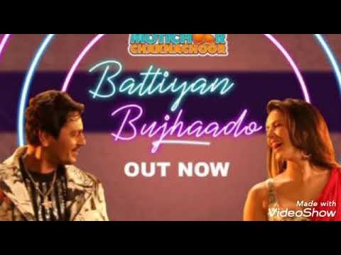 Battiyan Bujhaado (Motichoor Chaknachoor) New Bollywood Song2019, Jyotica Tangri, Ramji Gulati