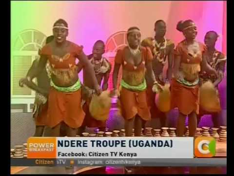 Power Breakfast Live Band:  Ndere Troupe, Uganda