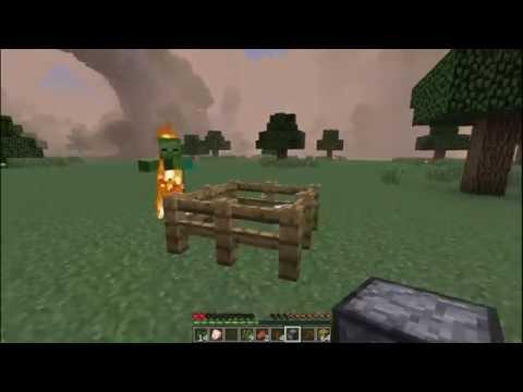 Minecraft - A Floresta Perdida!!! #1 Zombieland??
