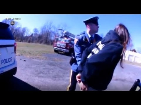 Bodycam Shows New Jersey State Trooper Searching Man's Anus For Drugs